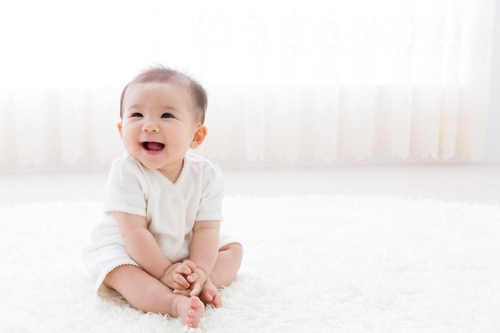 5 Tanda Bayi Sehat Dan Perkembangan Tubuhnya Normal Johnson S Baby Indonesia
