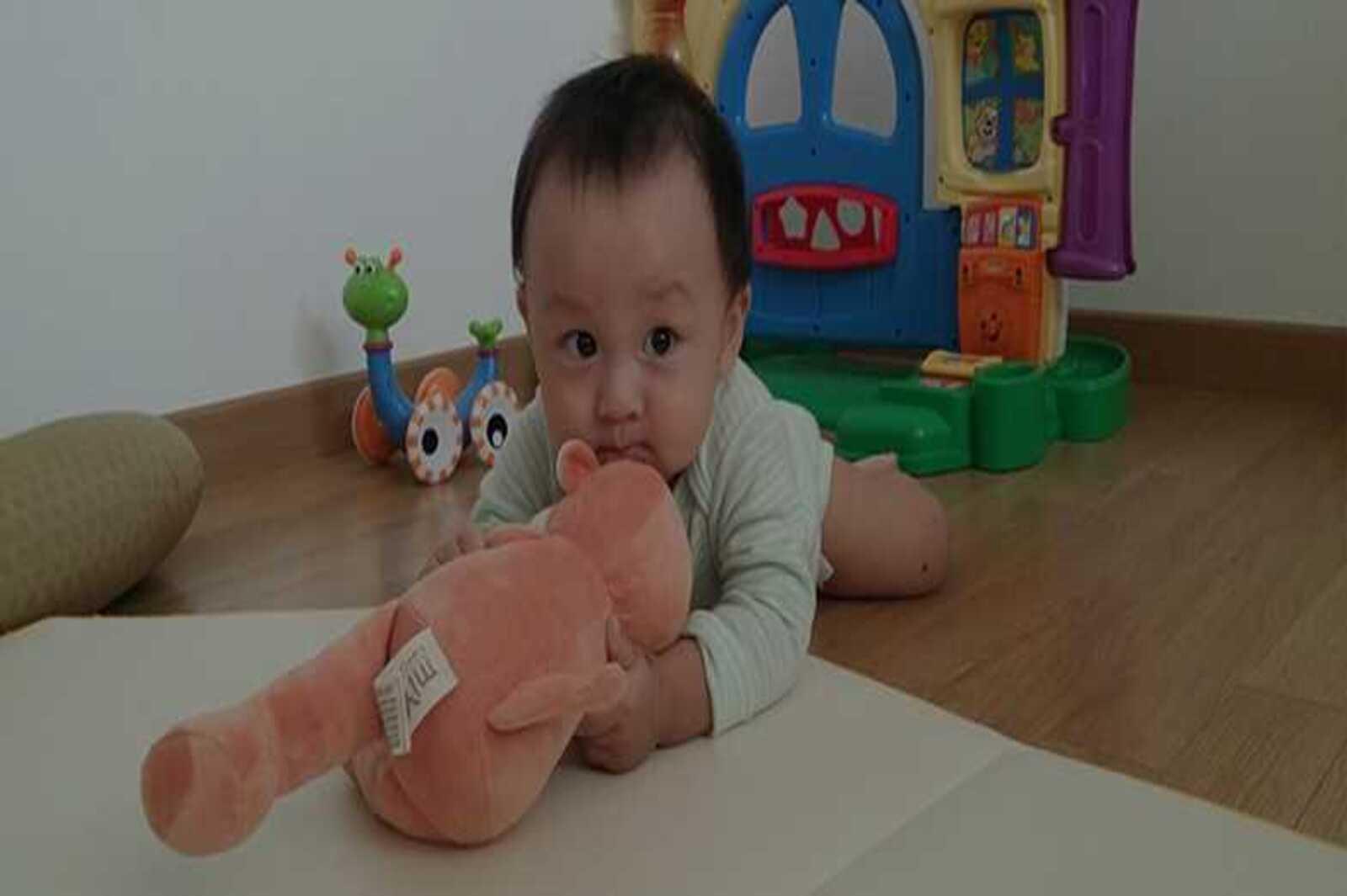 Aktivitas Belajar untuk Bayi