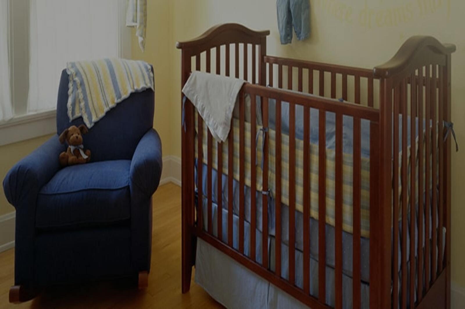 Ide Kamar Tidur Bayi