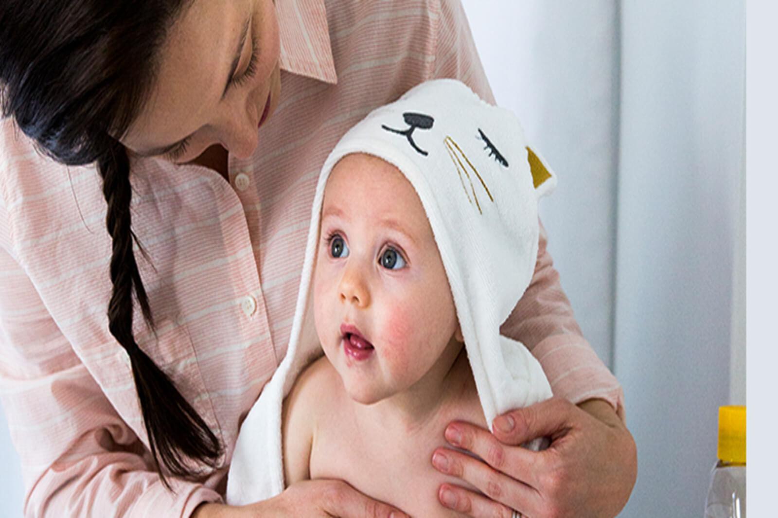 Kenali Tanda Kulit Sensitif Bayi