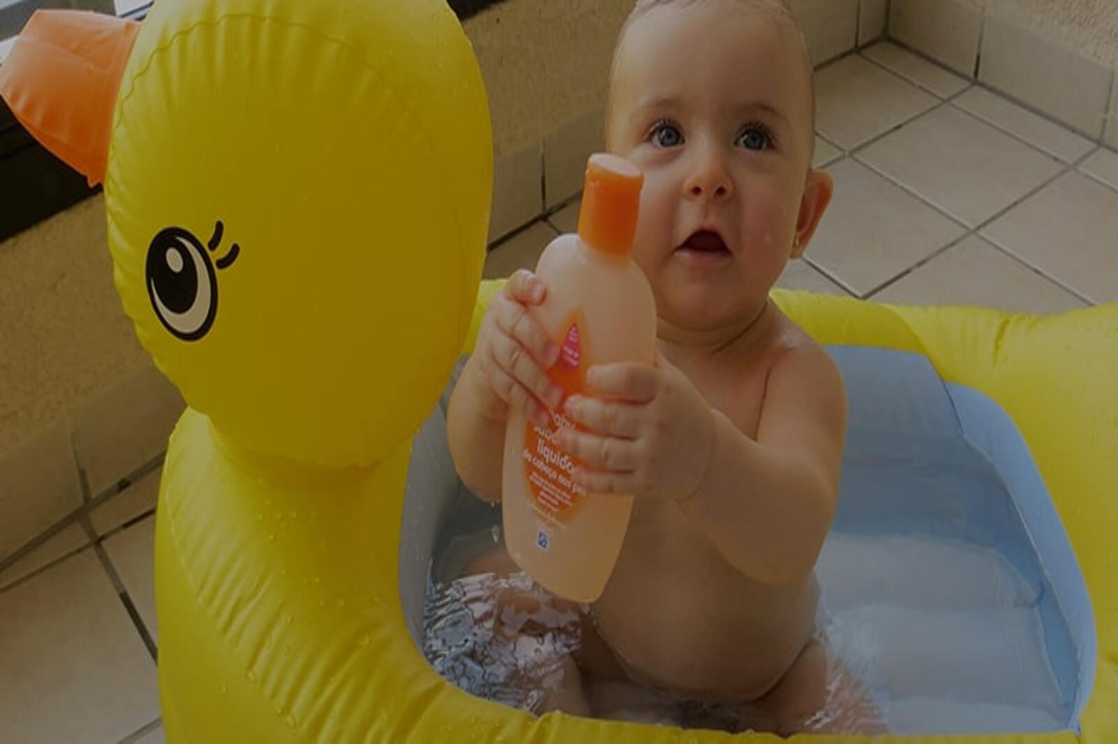 Mainan Mandi Bayi