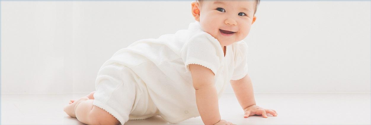 Bayi Mulai Merangkak