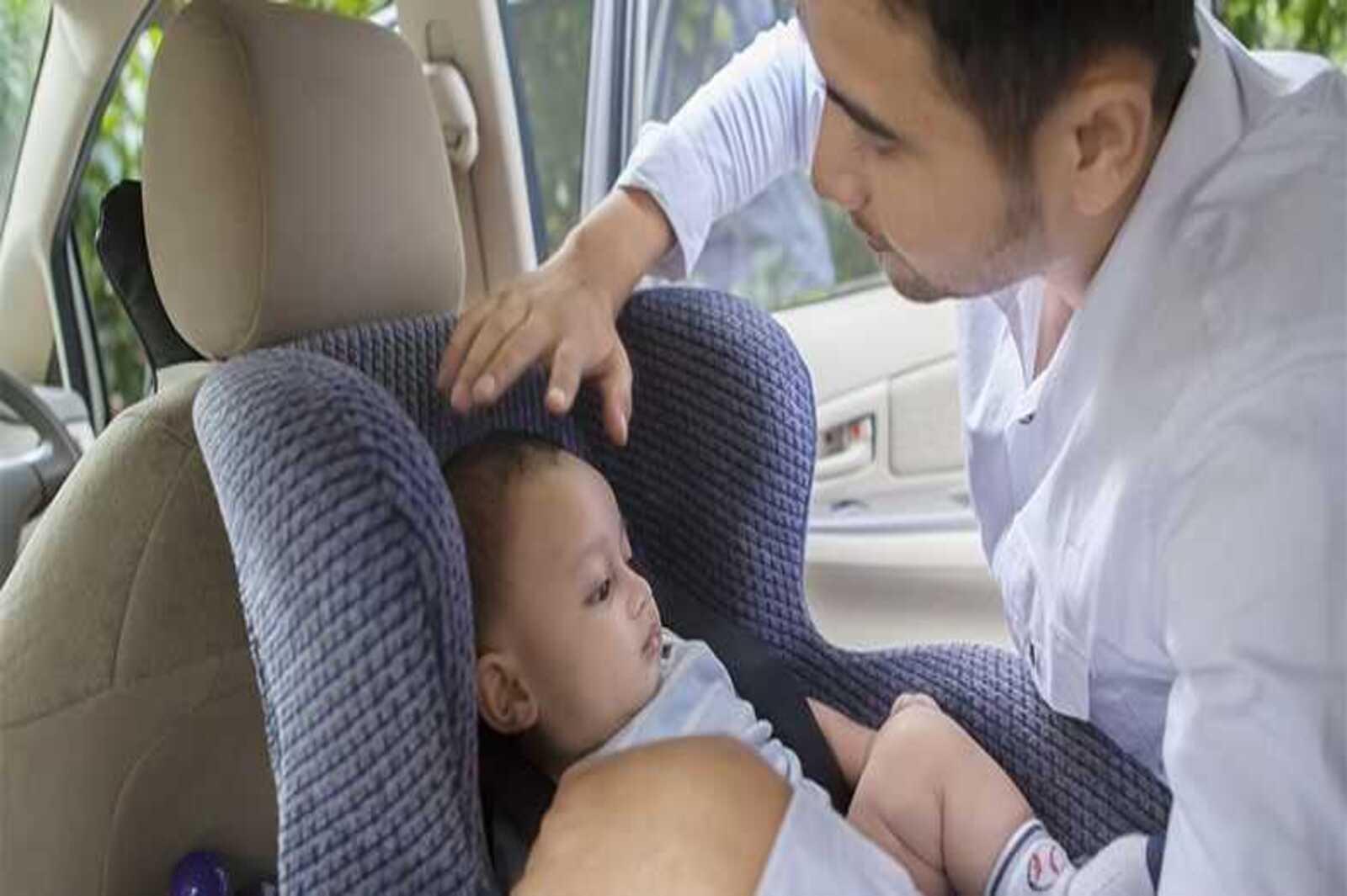 Tips Bepergian dengan Bayi