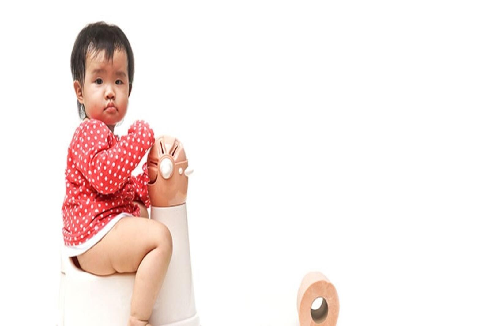 Toilet Training Bayi