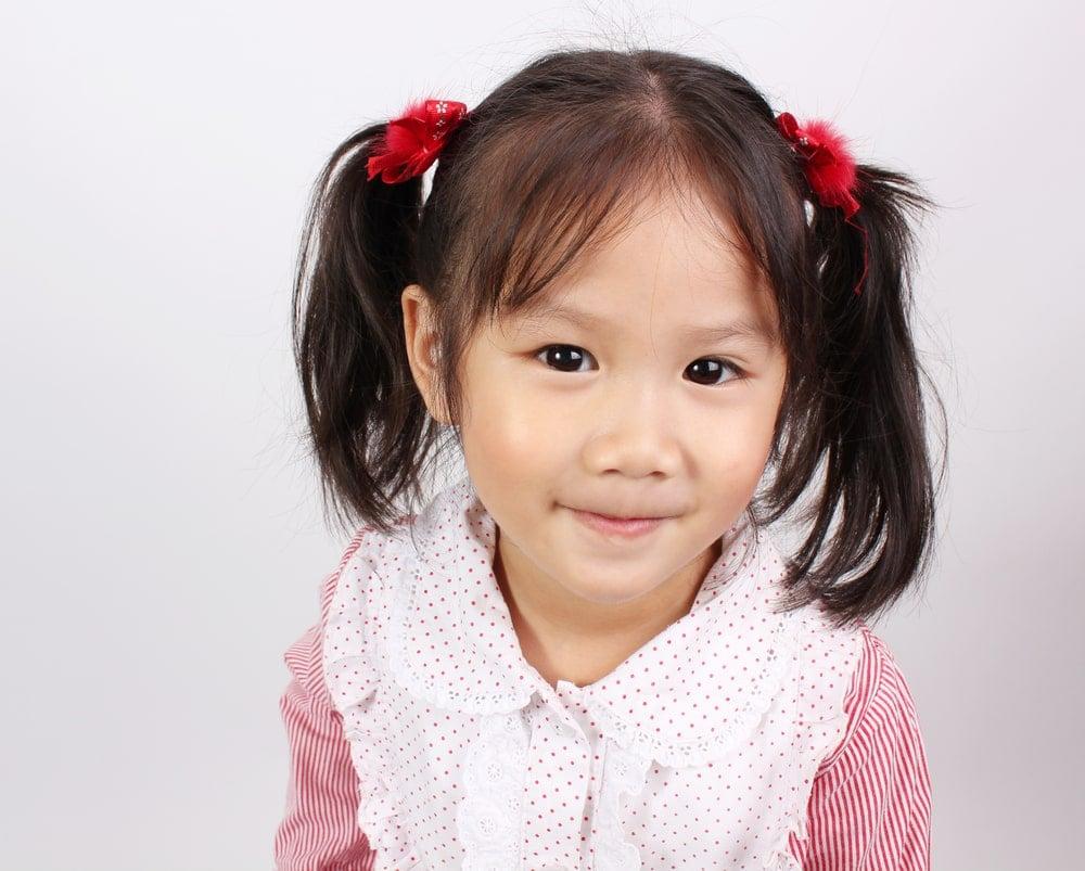 Kuncir dua atau pigtail adalah gaya rambut yang terbilang sering  diaplikasikan pada anak perempuan. Selain mudah dibuat 5f11651bf5