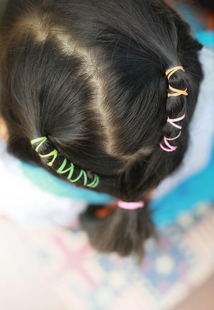 5 Ide Gaya Rambut Cantik Untuk Sang Putri Kecil