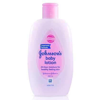 Johnson's Baby Lotion | Lotion Untuk Bayi | Johnson's ...
