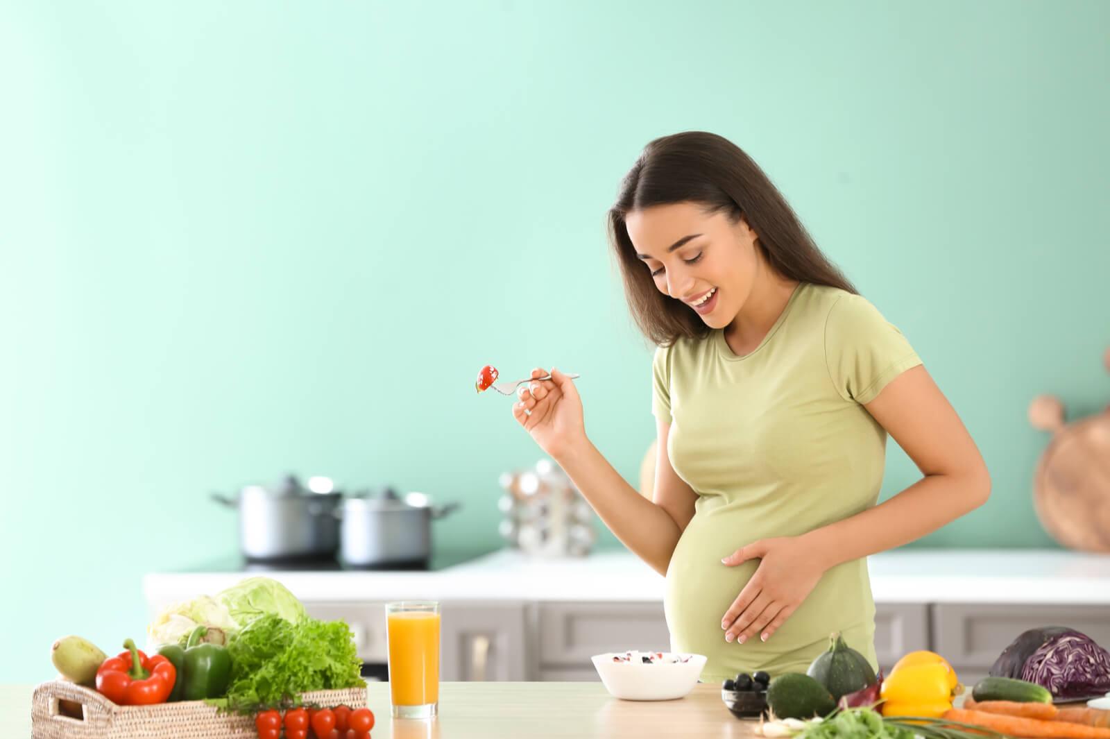Makanan Sehat yang Wajib Diberikan untuk Ibu Hamil