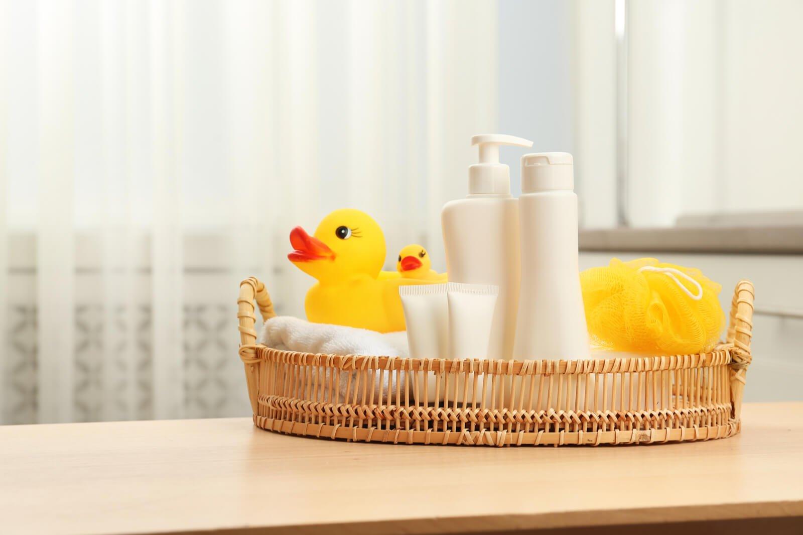 Memilih Sabun Bayi yang Tepat untuk si Kecil